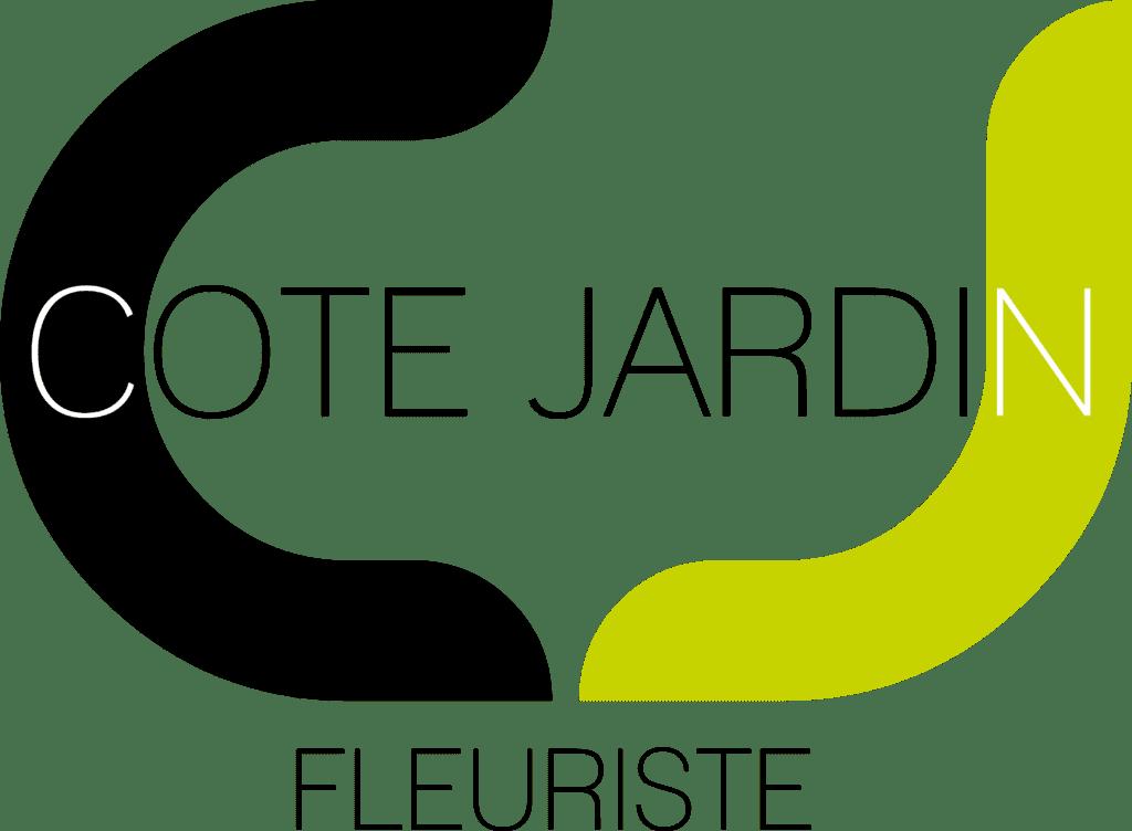 Logo côté jardin fleuriste
